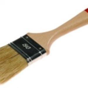 Öljypensseli 30mm Harjaksen Koko 51x46mm Puukahva Painter