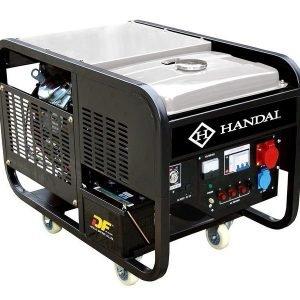 Aggregaatti Handai 9500/10000w Ats-Järjestelmällä