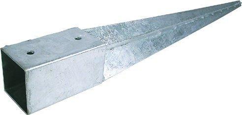 Aitatolpan Jalka / Ankkuri 77x77x750mm