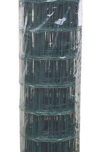 Aitaverkko 2x25m Silmä 10x10cm Pvc-Päällystetty Vihreä