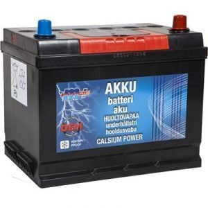 Akku 12v 360a 60ah M+ Mp56048