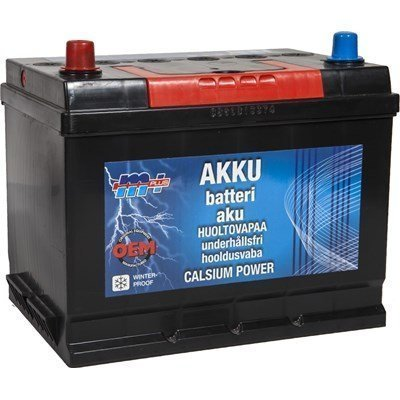 Akku 12v 360a 60ah M+ Mp56049