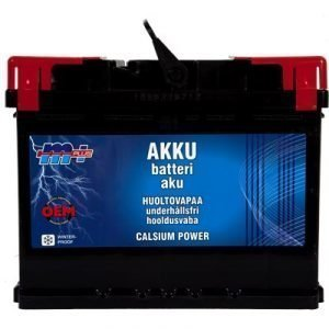 Akku 12v 480a 62ah M+ Mp56280