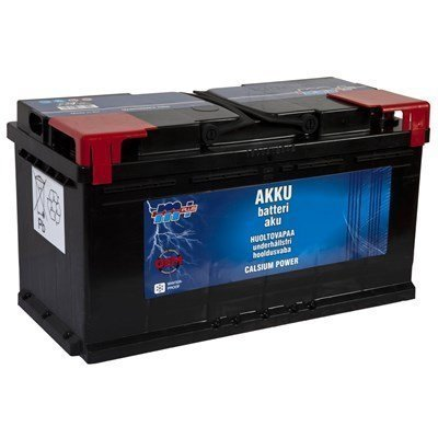 Akku 12v 760a 100ah M+ Mp60080