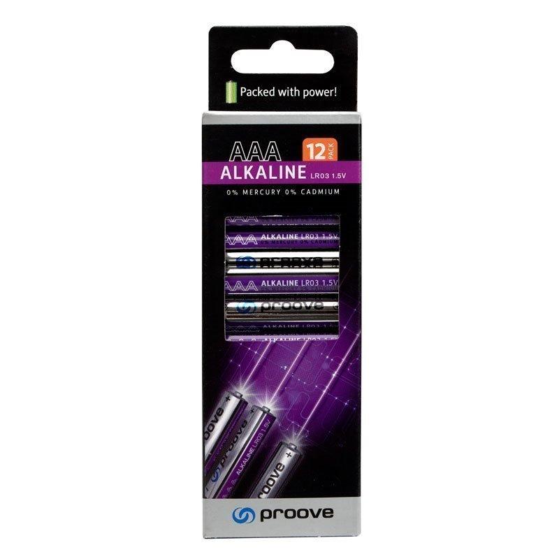 Alkaliparisto AAA