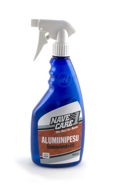 Alumiinipesu 650ml Nave Care