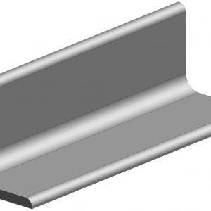 Alumiinitanko L-Profiili