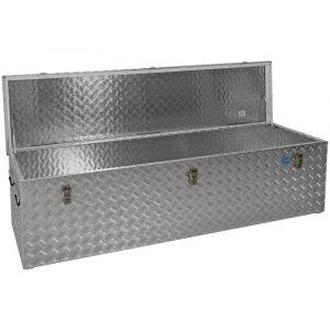 Alutec Kuljetuslaatikko Alumiinia 470 L