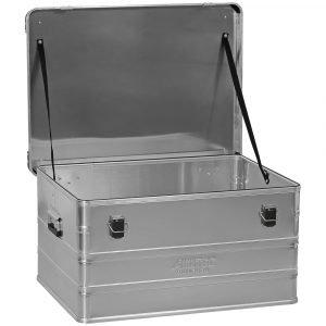Alutec Säilytyslaatikko Alumiinia 157 L