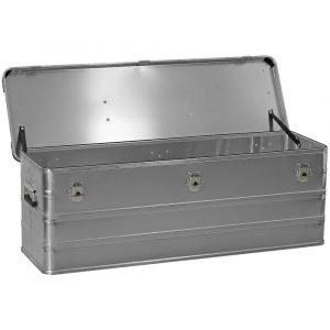 Alutec Säilytyslaatikko Alumiinia 163 L