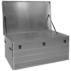 Alutec Säilytyslaatikko Alumiinia 415 L
