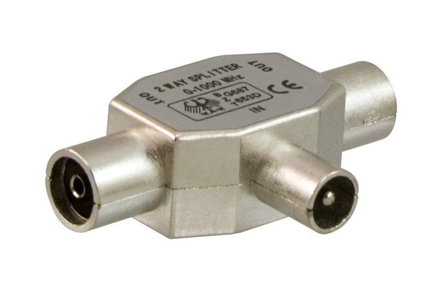 Antennin Haaroitin / Antenninjakopistoke U/2n Electrogear