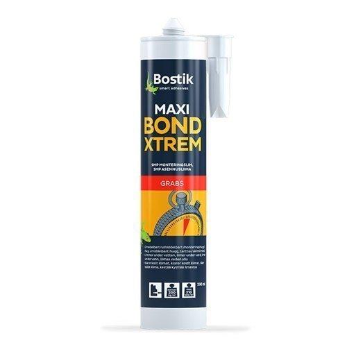 Asennusliima 290ml Maxi Bond Xtrem Bostik