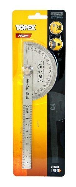Astekulma 180 Astetta / 200mm Topex