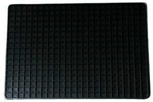 Auton Kumimatto Musta 50*70cm