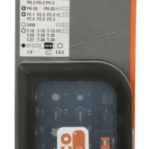 Bahco 59/S31 Ruuvauskärkisarja 31-Osainen
