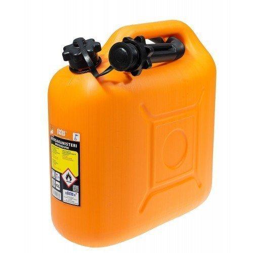 Bensakanisteri 10l Oranssi Plastex