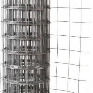 Betoniteräsverkko B500S 3-150 2x50 m 100 m²/rulla