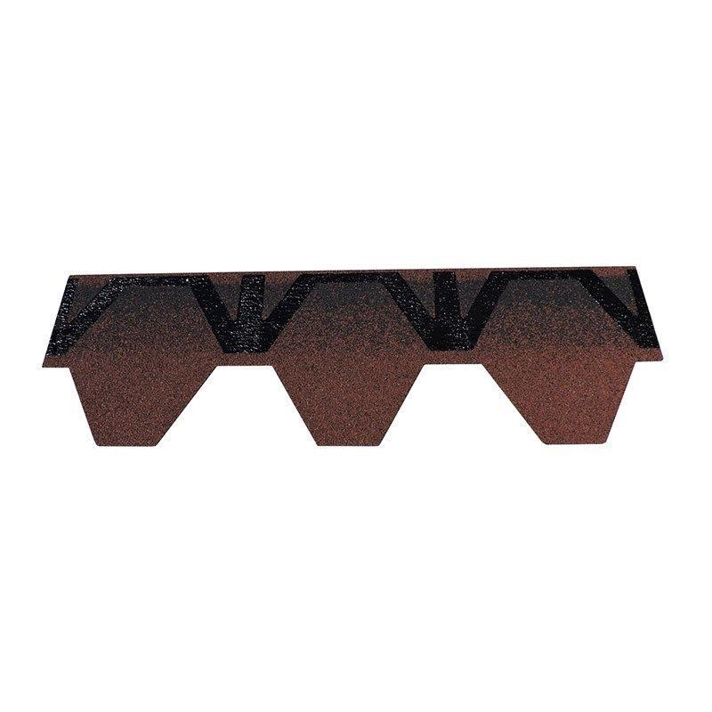 Bitumipaanu K Easy Kerabit punainen/musta