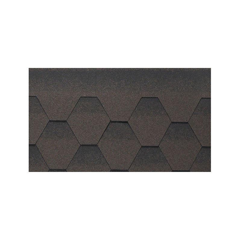 Bitumipaanu K+ Kerabit ruskea/musta