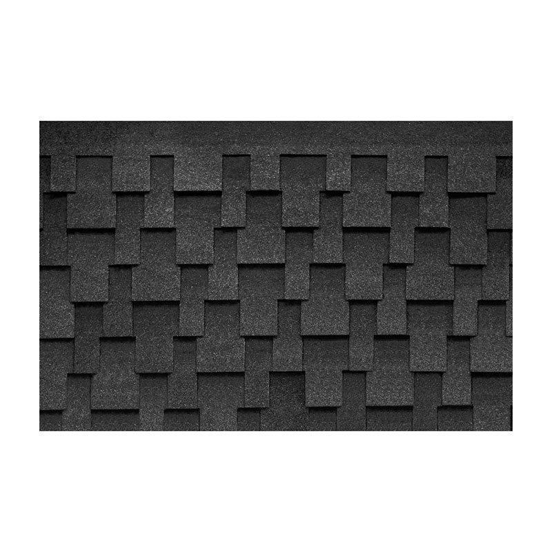 Bitumipaanu L+ Kerabit harmaa/musta