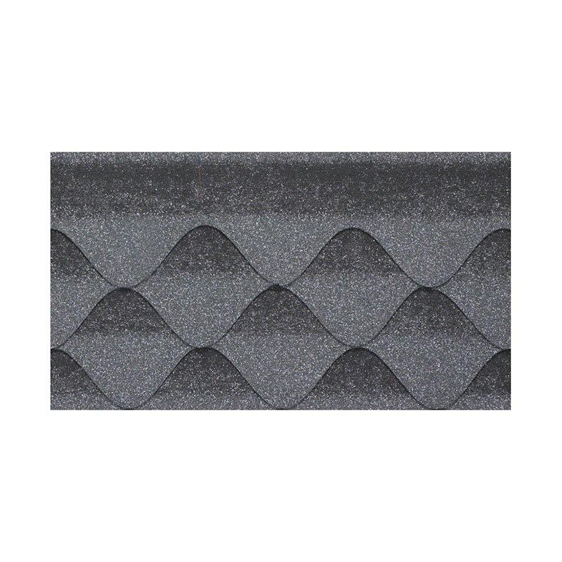 Bitumipaanu S+ Kerabit harmaa/valkoinen
