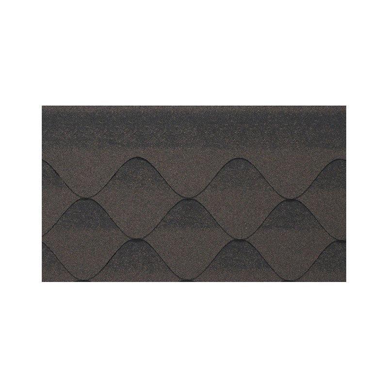 Bitumipaanu S+ Kerabit musta/ruskea