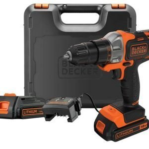 Black + Decker Mt218kb Multievo Akkuporakone 18 V