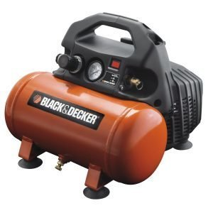 Black & Decker Paineilmakompressori 0
