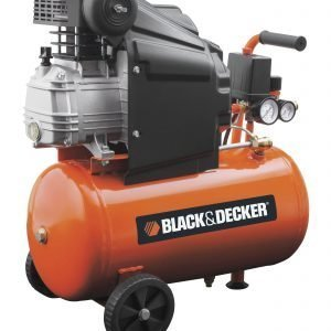 Black & Decker Paineilmakompressori 2 Hv / 24 L