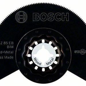 Bosch Acz85eb Monitoimityökalun Terä Puu / Metalli 85 Mm
