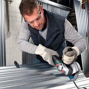 Bosch Advancedgrind 18 Solo Kulmahiomakone Ei Sisällä Akkua / Laturia