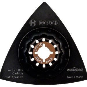 Bosch Avz78rt2 Monitoimityökalun Hiomalevy 78mm