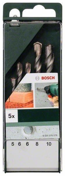 Bosch Betoniporanteräsarja 5-Osainen