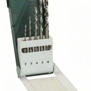 Bosch Hss-G Metalliporanteräsarja 5-Osainen