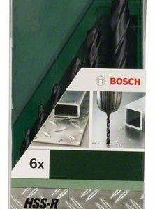 Bosch Hss-R Poranteräsarja 6-Osainen