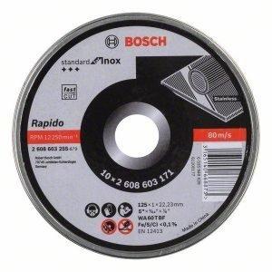 Bosch Inox Katkaisulaikka 125 Mm