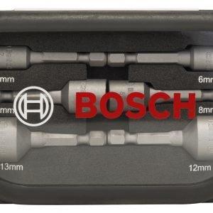 Bosch Kuusiohylsyavainsarja 6 13 Mm 50 Mm 6 Kpl