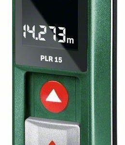 Bosch Laseretäisyysmittari Plr 15