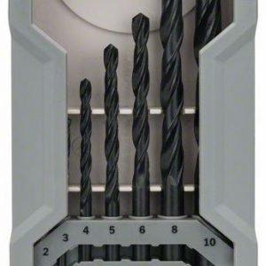 Bosch Metalliporanteräsarja 2-10 Mm 7-Osainen