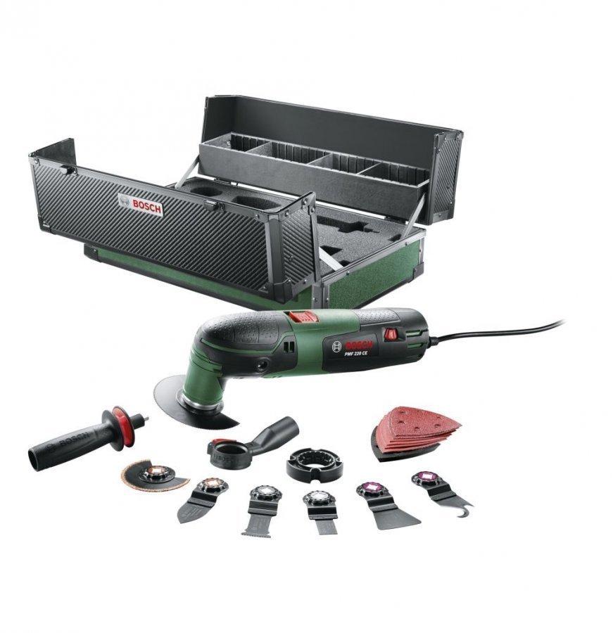 Bosch Pmf 220 Ce Toolbox Monitoimityökalu