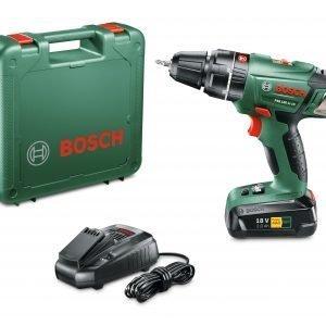 Bosch Psb 180 Li-15 Akkuiskuporakone 18v