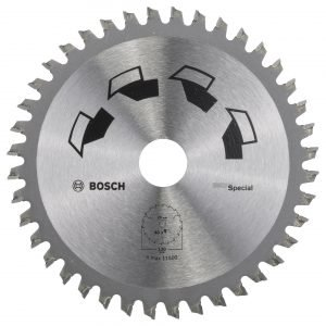 Bosch Pyörösahanterä 130x2