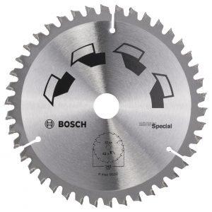 Bosch Pyörösahanterä 160x2