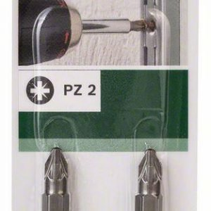Bosch Ruuvauskärki Pz2 2 Kpl
