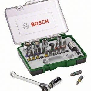 Bosch Ruuvauskärki / Räikkäsarja 27-Osainen