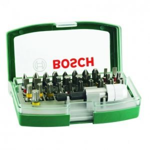 Bosch Ruuvauskärkisarja 32-Osainen