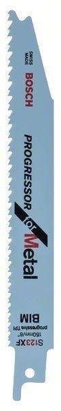 Bosch S123xf Puukkosahanterä Metalli 151 Mm