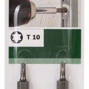 Bosch T10 Ruuvauskärki 2 Kpl