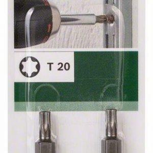 Bosch T20 Ruuvauskärki 2 Kpl
